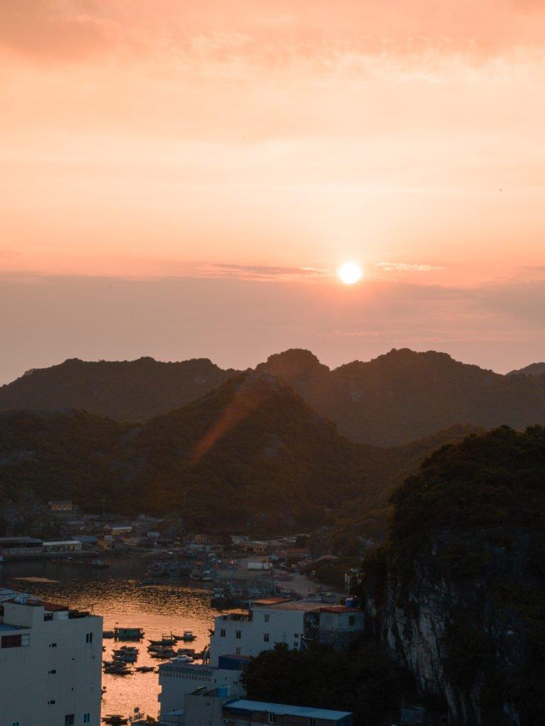 Vietnamese sunsets