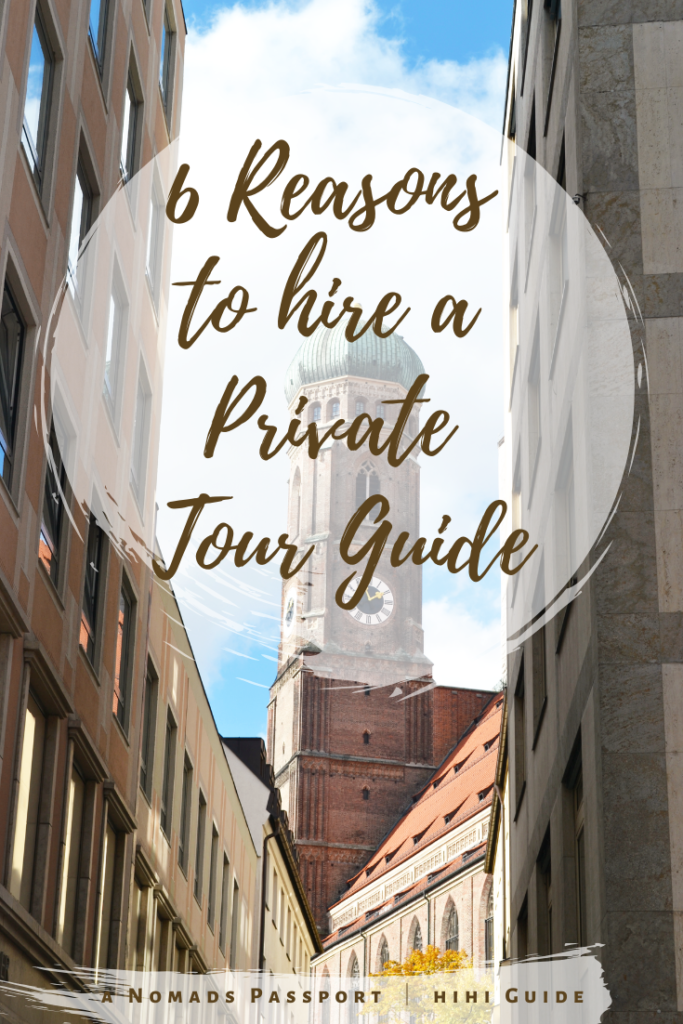 Hire a Private Tour Guide / Why should I book a private tour guide