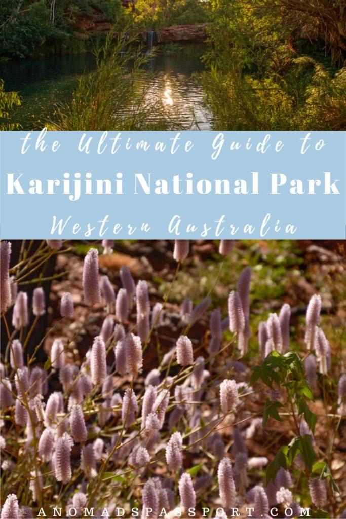 Karijini National Park in Australia