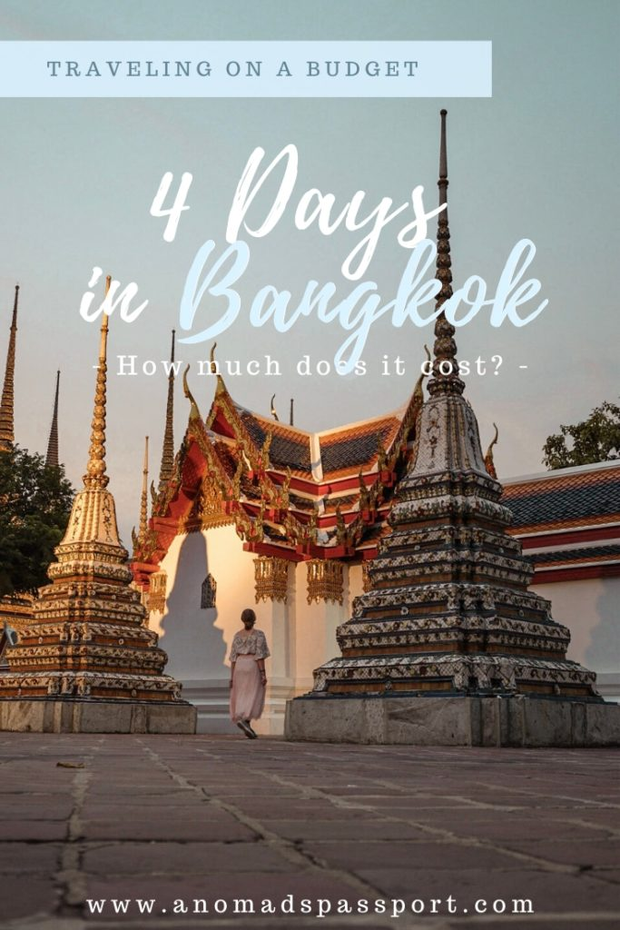 4 Days in Bangkok on a Budget