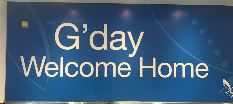 Moving Abroad 'Welcome Home'