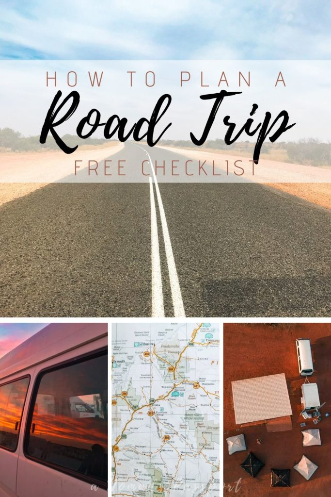 Ultimate Road Trip Planning Guide. Planning a Road Trip
