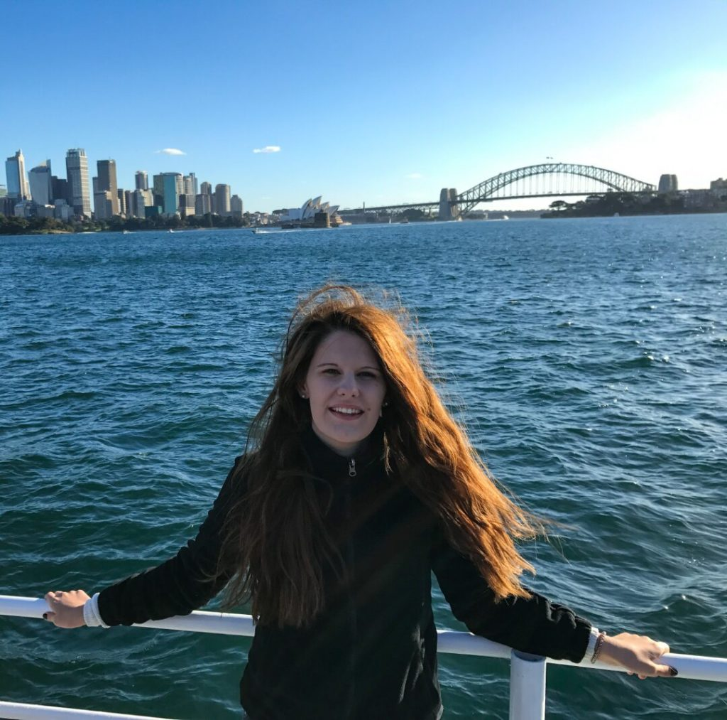 Exploring a new city - Moving Abroad is amazing