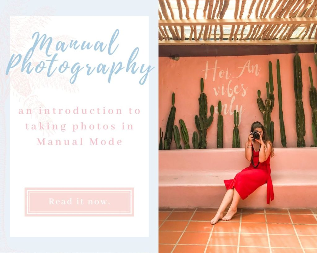An introduction to manual photography