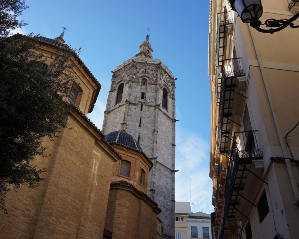 Cathedral of Valencia - a must visit city if you want to explore Spain