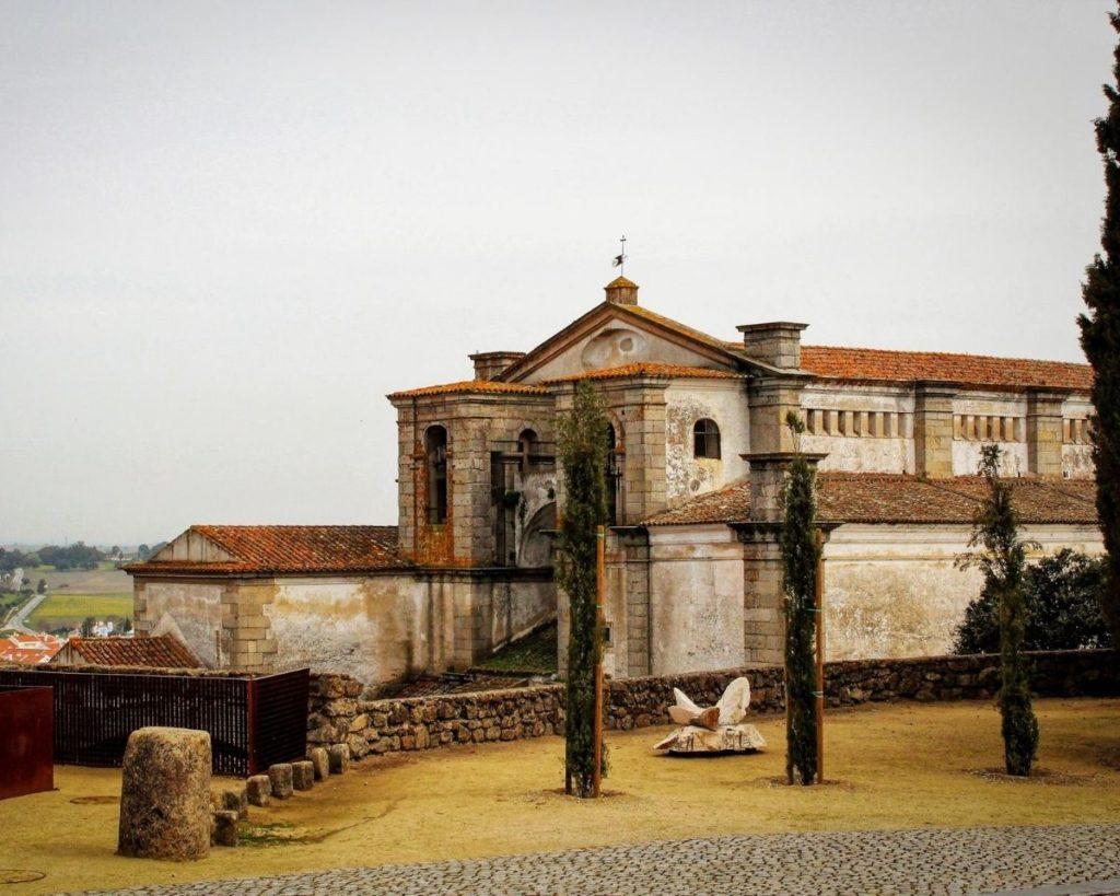 House in Évora seen during Weekend Getaways in Portugal
