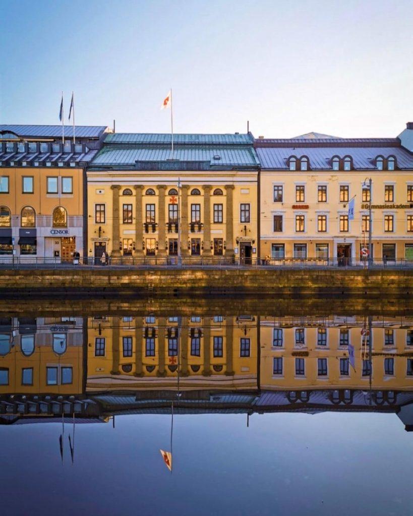 Weekend Getaway destination Gothernburg