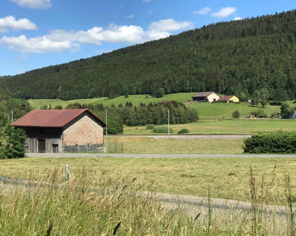 Jura Mountains European Weekend Trip Destination