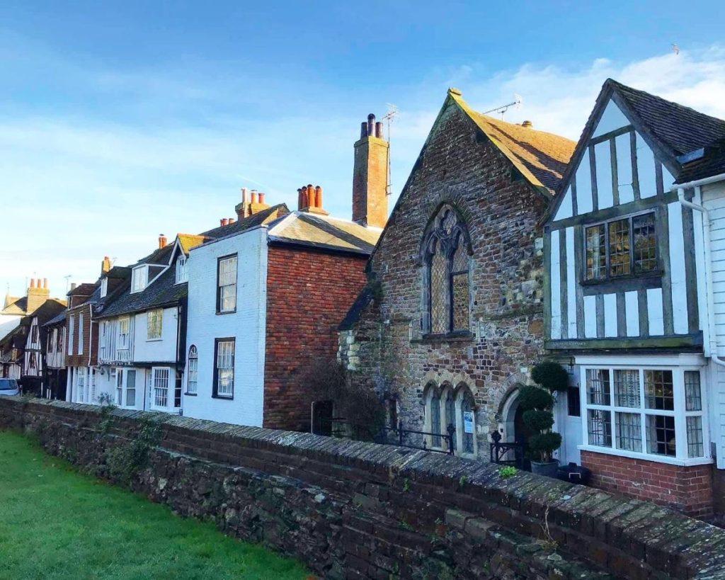Houses in Rye - on of the best Weekend Getaways in Europe