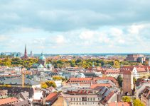 The Best Viewpoints in Munich