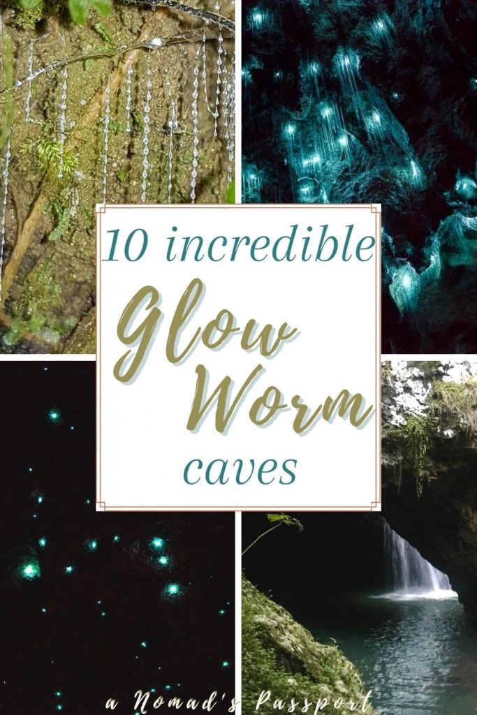 10 incredible glow worm caves