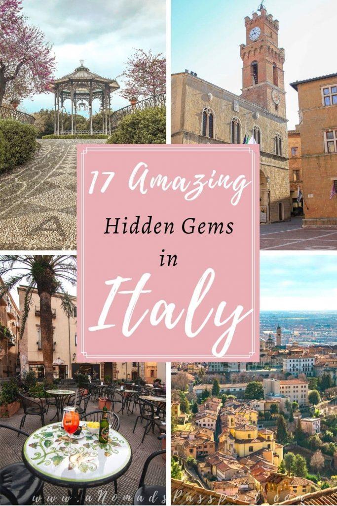 17 amazing hidden gems in Italy