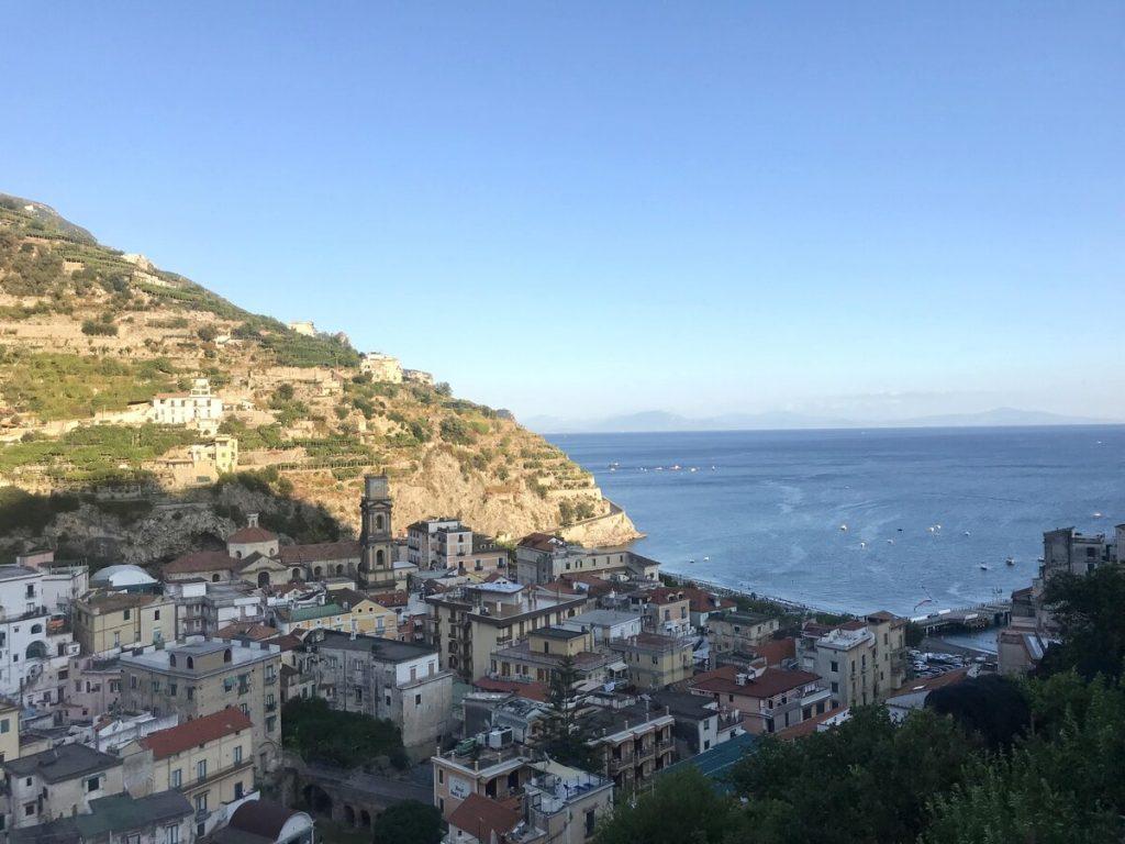 Minori, a secret place in Italy