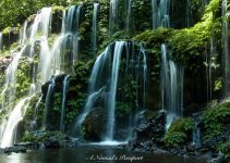 Amazing Banyu Wana Amertha Waterfalls in Northern Bali