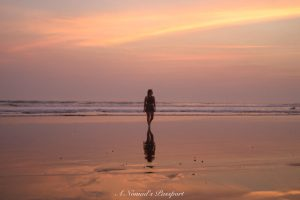 Pasut Beach in Bali: Epic Sunsets at the black sand beach