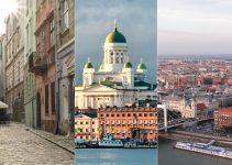 50+ Amazing & Budget-Friendly Weekend Getaways in Europe