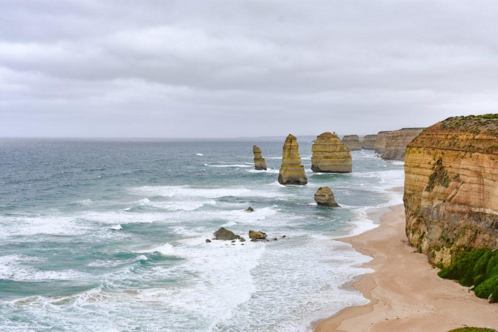 12 Apostles in Australia's Port Campbell National Park