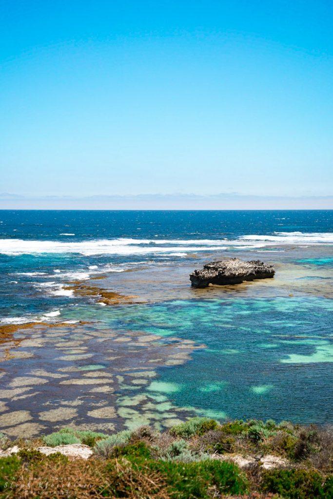 Ocean Rottnest Island Western Australia