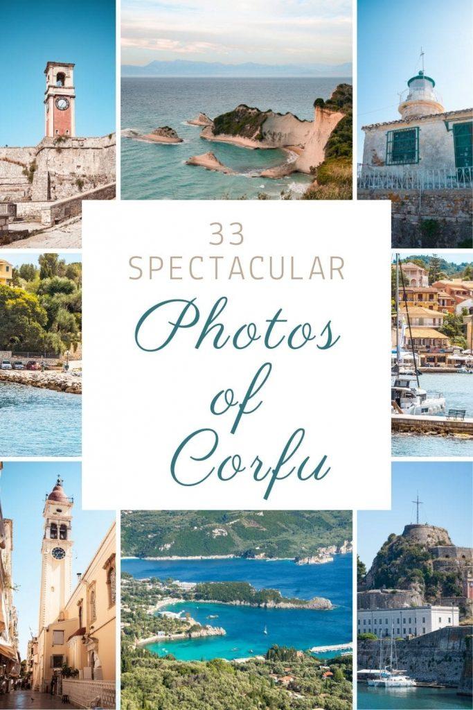 33 Spectacular Photos of Corfu