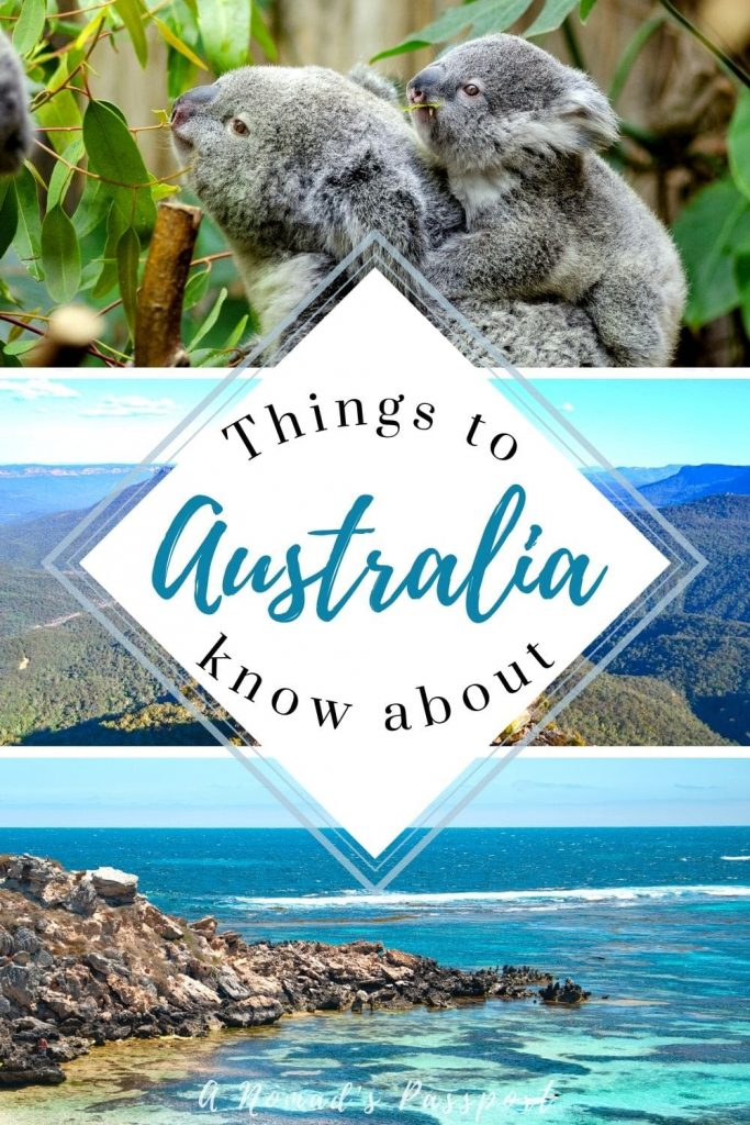 Things to know about Australia