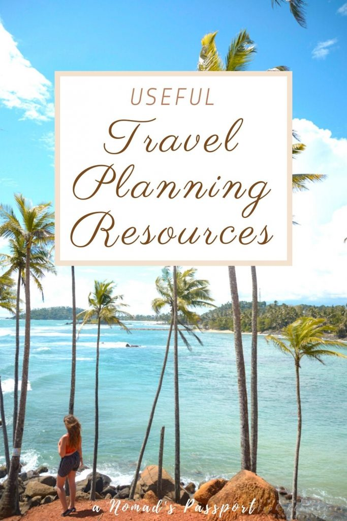 useful travel resources