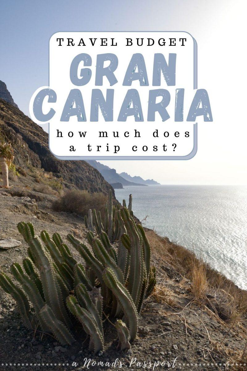 Travel Budget Gran Canaria